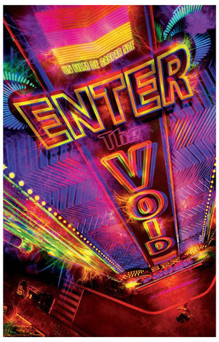 Enter The Void Movie (French Text) 11x17 Poster