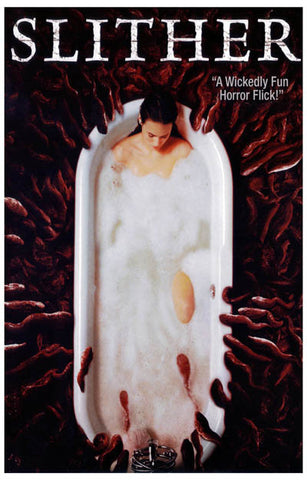 Slither Wickedly Fun Horror Flick 11x17 Poster