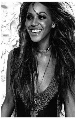Beyonce Knowles Portrait Poster