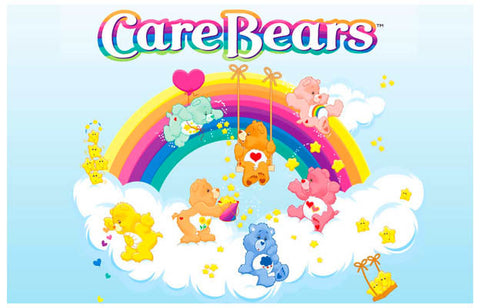 Care Bears Cartoon Poster