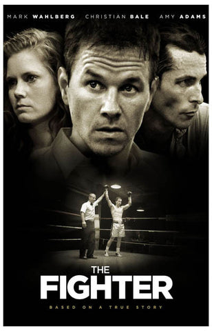 The Fighter Victory Wahlberg Bale Adams 11x17 Poster