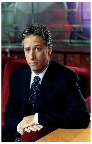 Jon Stewart Daily Show Comedy Central 11x17 Poster