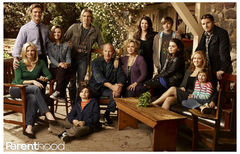 Parenthood Braverman Family Portrait 11x17 Poster