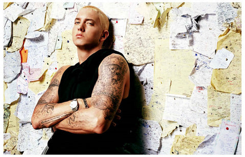 Eminem Marshall Mathers Recovery 11x17 Poster