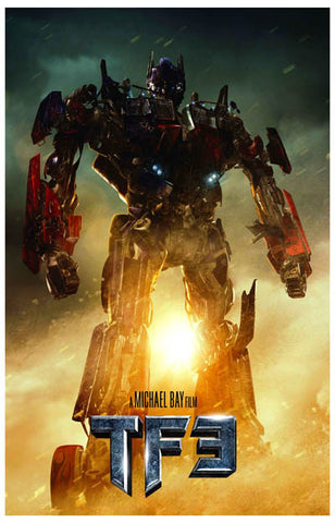 Transformers Dark of the Moon Movie Poster