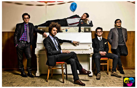 Passion Pit Band Poster