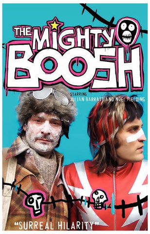 The Mighty Boosh TV Show Poster