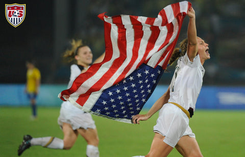 Christie Rampone US Women's Soccer Poster