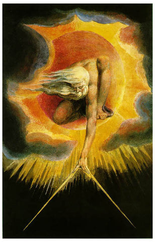 The Ancient of Days William Blake Art 11x17 Poster