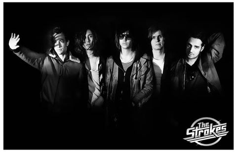 The Strokes Band Poster