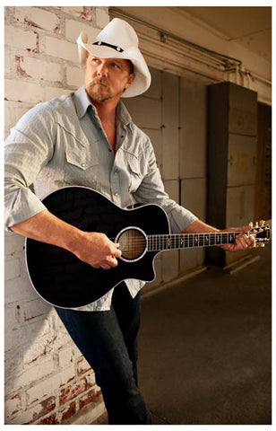 Trace Adkins Proud to Be Here Portrait 11x17 Poster