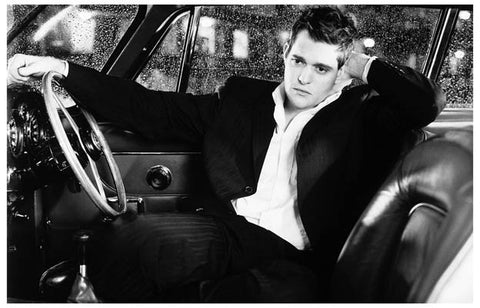 Michael Buble Portrait Poster