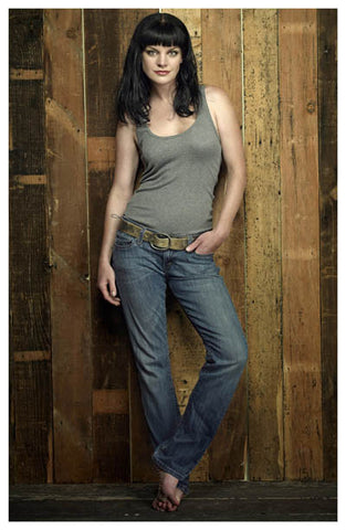 Pauley Perrette Abby NCIS Los Angeles 11x17 Poster