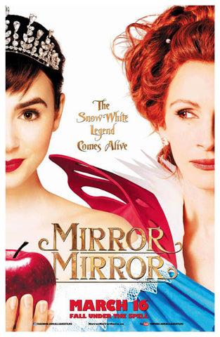 Mirror Mirror Legend Come Alive Snow White 11x17 Poster
