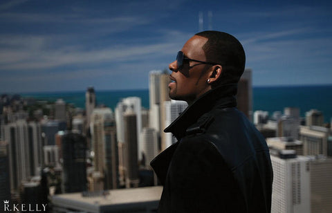 R Kelly King of Chicago Portrait 11x17 Poster