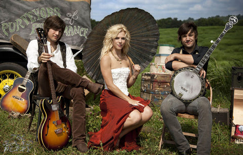The Band Perry Purveyors of Performance 11x17 Poster