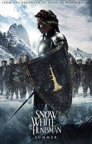 Snow White and the Huntsman 7 Dwarves 11x17 Poster