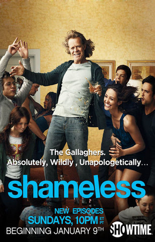 Shameless Absolutely Frank William H Macy 11x17 Poster