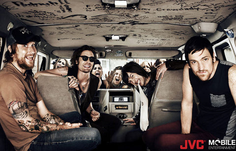All-American Rejects Kids in the Street 11x17 Poster