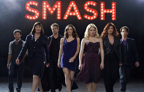 Smash TV Show Cast Debra Messing 11x17 Poster