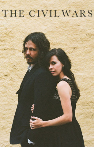 The Civil Wars Joy and John Paul Portrait 11x17 Poster