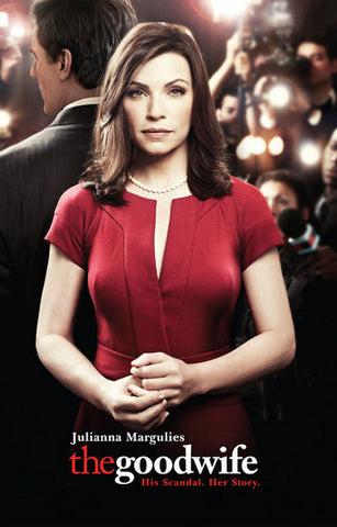 The Good Wife TV Show Julianna Marguiles 11x17 Poster