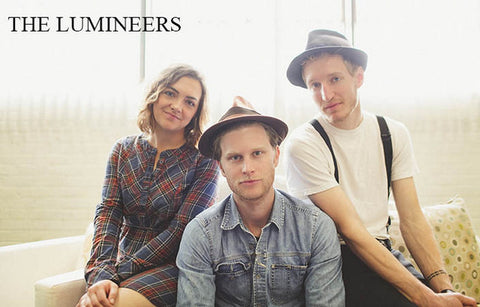 The Lumineers Band Poster