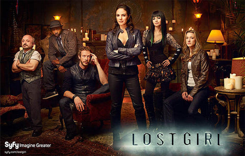 Lost Girl Syfy TV Show Anna Silk and Cast 11x17 Poster