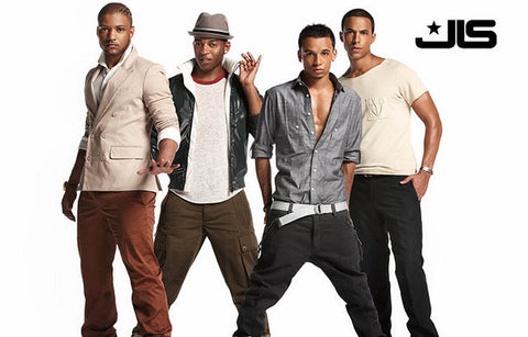 JLS Group Williams Humes Gill Merrygold 11x17 Poster