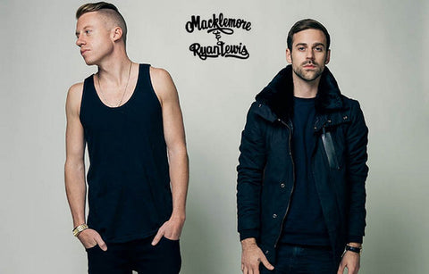 Macklemore and Ryan Lewis The Heist 11x17 Poster