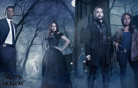 Sleepy Hollow TV Show Cast Tom Mison Poster 11x17