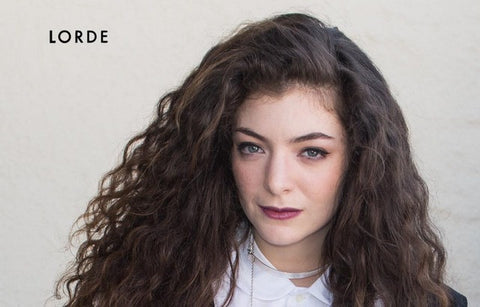Lorde Portrait Poster