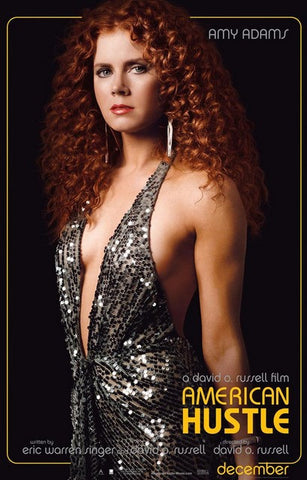 American Hustle Edith Amy Adams Poster 11x17