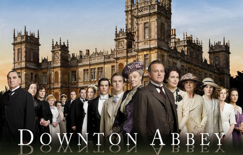 Downton Abbey Cast Collage TV Show Poster 11x17