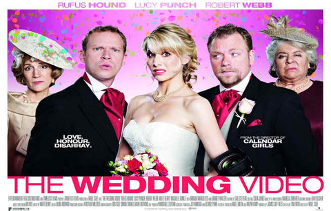 The Wedding Video British Comedy Film Poster 11x17