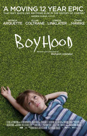 Boyhood Richard Linklater Movie Poster 11x17