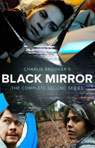 Black Mirror Series 2 TV Show Poster 11x17