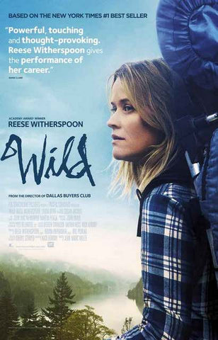 Wild Reese Witherspoon Movie Poster 11x17