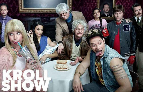 Nick Kroll Show Characters Poster