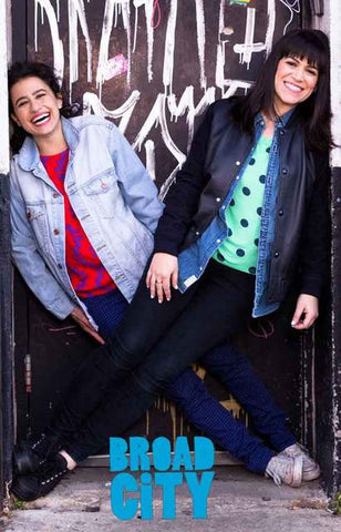 Broad City TV Show Poster