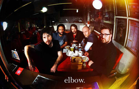 Elbow Band Portrait Poster 11x17
