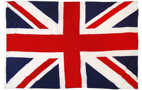British Flag Union Jack Poster