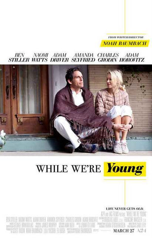 While We're Young Cast Movie Poster 11x17