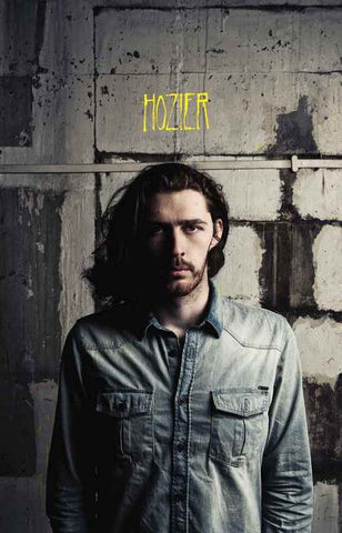 Hozier Band Poster