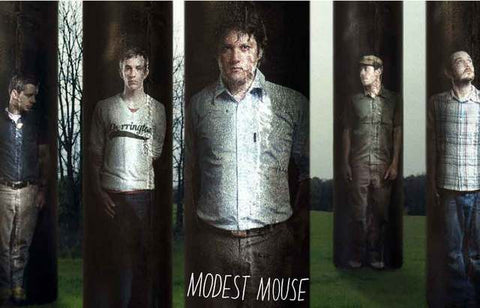 Modest Mouse Pole Cats Band Poster 11x17
