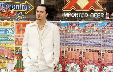 Mike Patton Portrait Poster 11x17