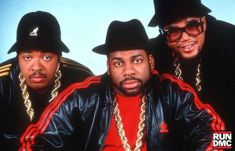 Run-DMC Portrait Poster