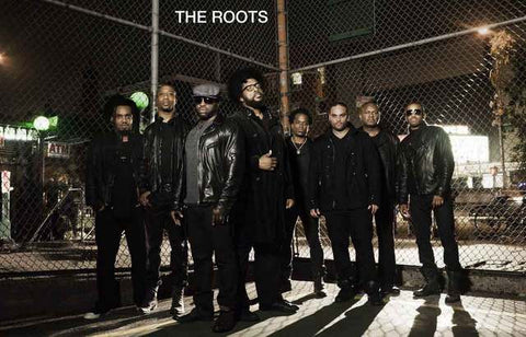 The Roots Band Portrait Poster 11x17