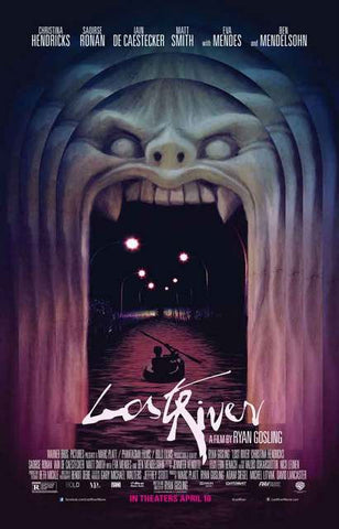 Lost River Ryan Gosling Movie Poster 11x17