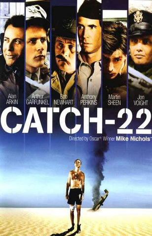 Catch-22 Movie Cast Poster 11x17